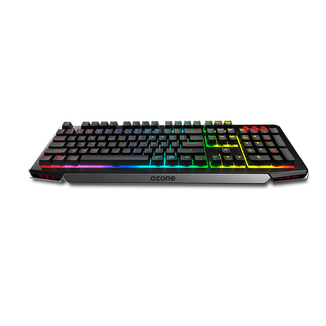 Kit Gamer Teclado y Mouse OZONE DOUBLE TAP
