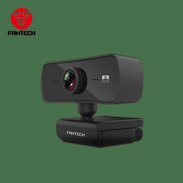 Webcam FANTECH LUMINOUS CAMARA HD C30 2K