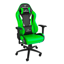Silla Gamer DRAGSTER GT600 GREEN