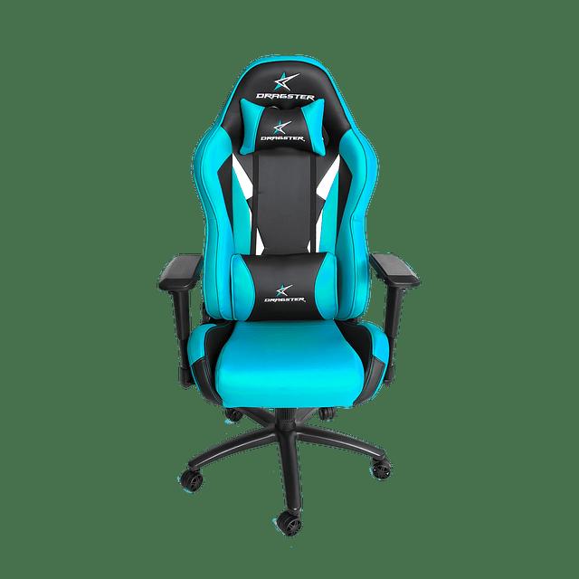 Silla Gamer DRAGSTER GT600 SKY BLUE