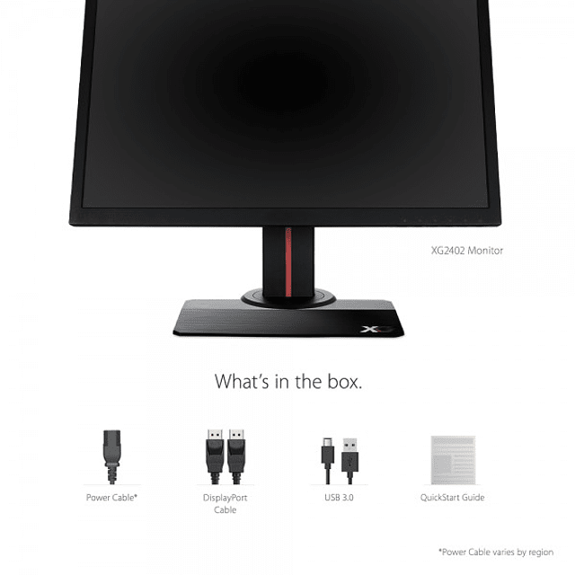 Monitor Gamer VIEWSONIC XG2402