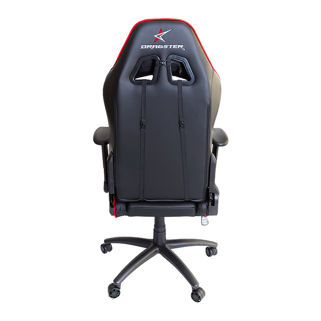 Silla Gamer DRAGSTER GT500 FURY RED