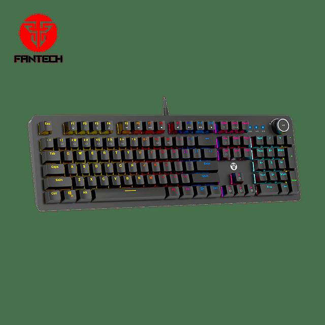 Teclado Gamer FANTECH MAXPOWER MK853 SW BLUE