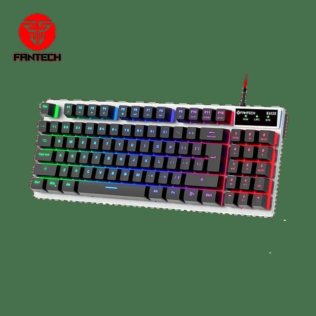 Teclado Gamer FANTECH FIGHTER TKL K613