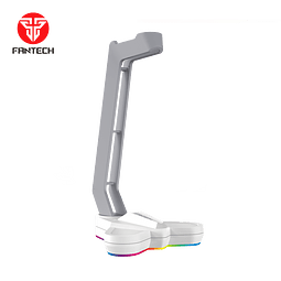 Base Soporte Audífonoss FANTECH TOWER AC3001 WHITE RGB