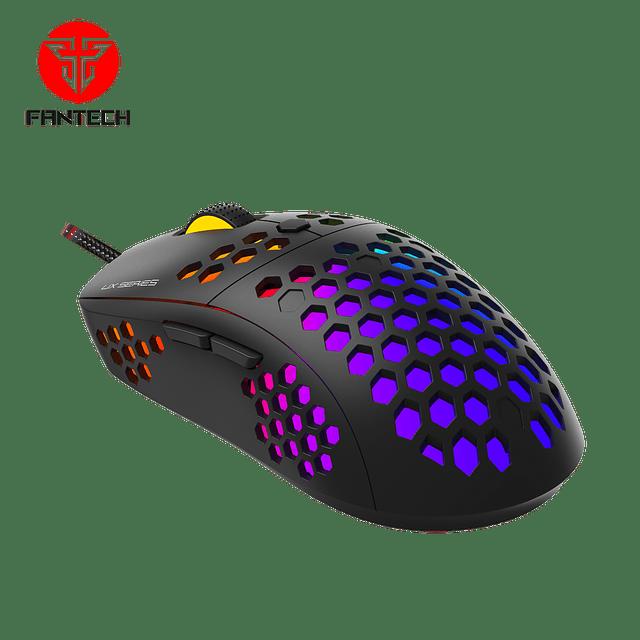 Mouse Gamer FANTECH HIVE UX2 RGB