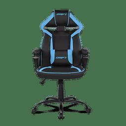 Silla Gamer DR 50 BLACK/BLUE
