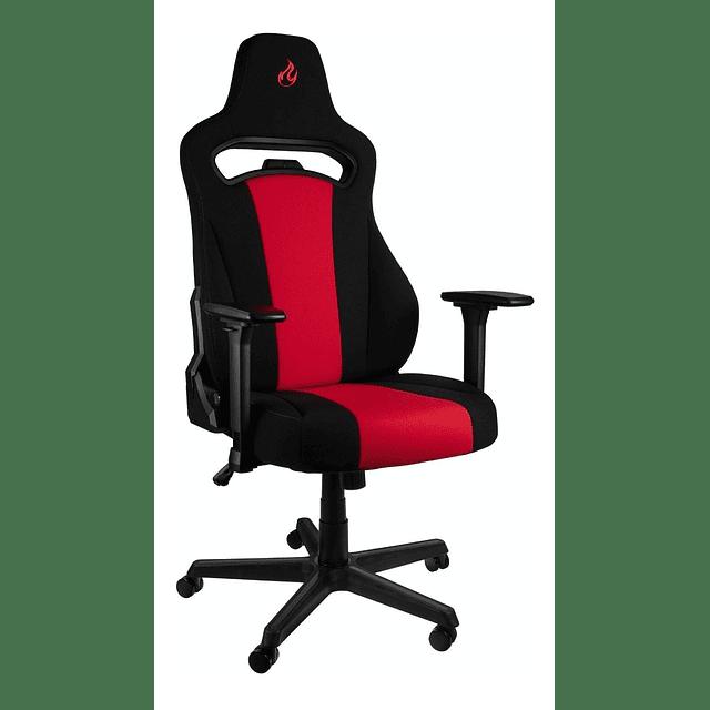Silla Gamer NITRO CONCEPTS E250 RED