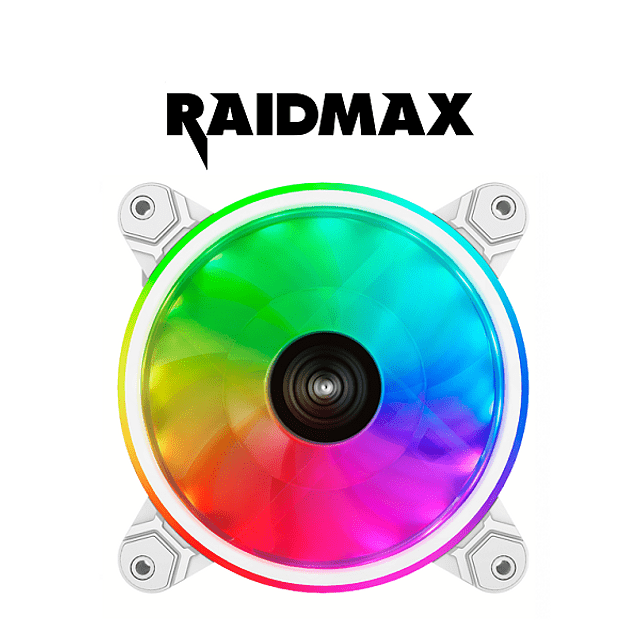 VENTILADOR RAIDMAX NV T120FWP