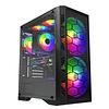 Gabinete Gamer RAIDMAX CASE X616