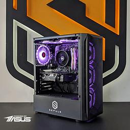 PC Gamer AMD RYZEN 5 3600 + 1660S