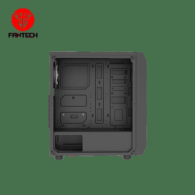 Gabinete Gamer FANTECH AERO CG80 BLACK
