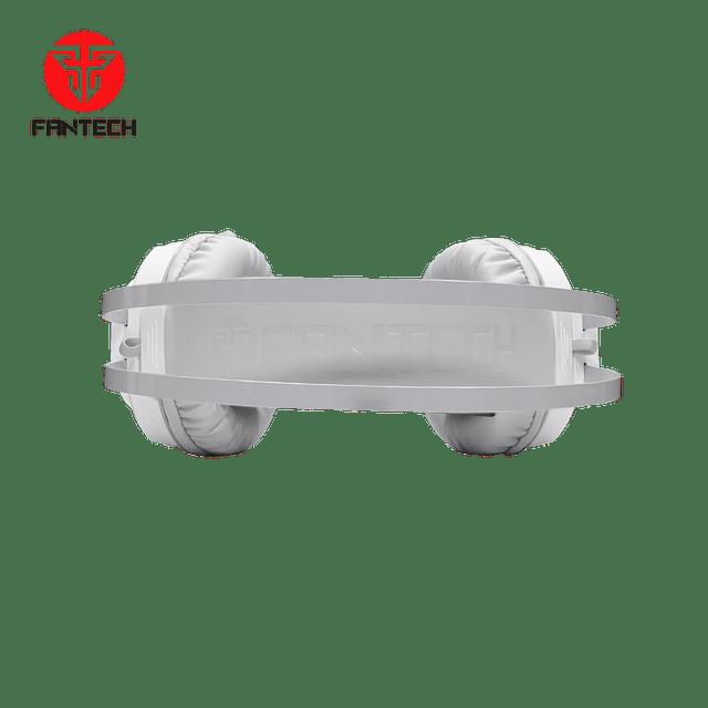 Audífonos Gamer FANTECH VISAGE II WHITE