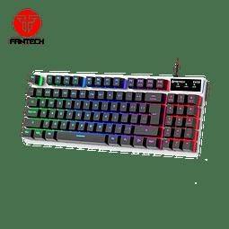 Teclado Mecánico FANTECH FIGHTER K613X BLACK EDITION
