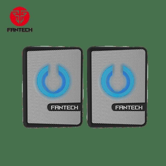 Parlantes de PC FANTECH GS203 BEAT SPACE EDITION
