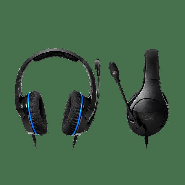 Audífonos Gamer HYPERX CLOUD STINGER 7.1 BLUE PS4