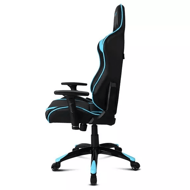SILLA GAMER DRIFT DR-300 BLACK/BLUE