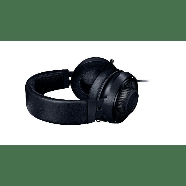 Audífonos Gamer RAZER KRAKEN OVAL BLACK