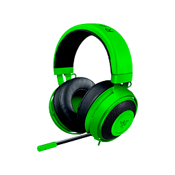 Audífonos Gamer RAZER KRAKEN OVAL GREEN