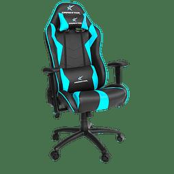 Silla Gamer DRAGSTER GT500 SKY BLUE EDITION