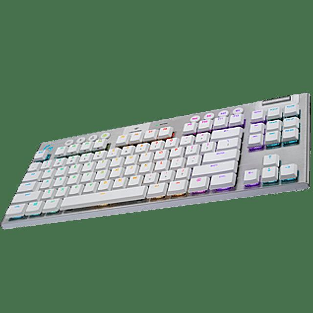 Teclado Gamer LOGITECH G915 TKL WHITE