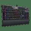 Teclado Gamer REDRAGON YAMA K550 BLACK
