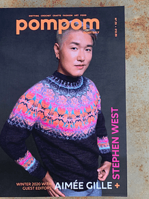 Pompom Issue 35: Winter 2020