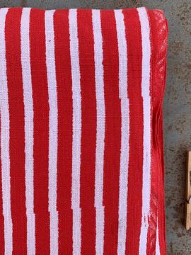 Merchant & Mills Red Stripes
