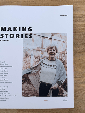 Making Stories Magazine 1