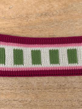 Organic Cotton Trim | Fita em Malha de Algodão Orgânico