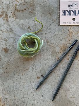 Lykke Indigo Interchangeable Needle Tips | Lykke Pontas Agulhas Intercambiáveis
