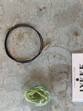 Lykke  Interchangeable Cords | Lykke Cabos para Agulhas Intercambiáveis