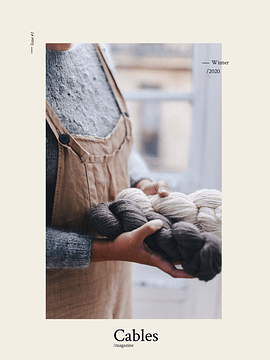 Cables Magazine – Issue 1