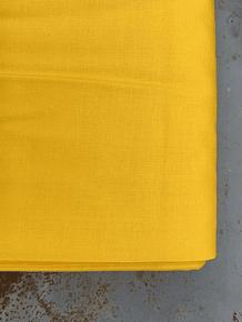 Algodão Amarelo Solido