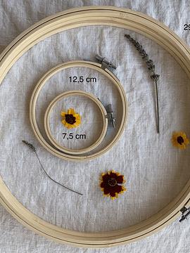 Bastidor | Embroidery Hoop
