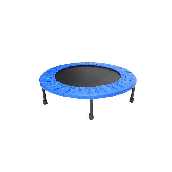 "TRAMPOLIN  MINI 40"" AZUL REY"