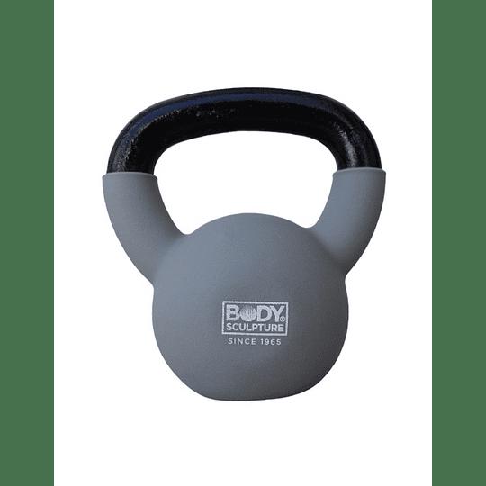 Mancuerna Rusa / Kettlebell  8 kilos metal  - Image 3