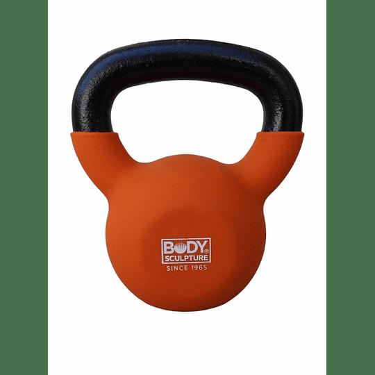 Mancuerna Rusa / Kettlebell 10 kilos metal - Image 3