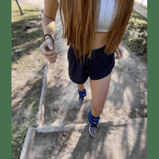 Pesos de tobillo muñeca 2.5 c/u; 5k par - Image 2
