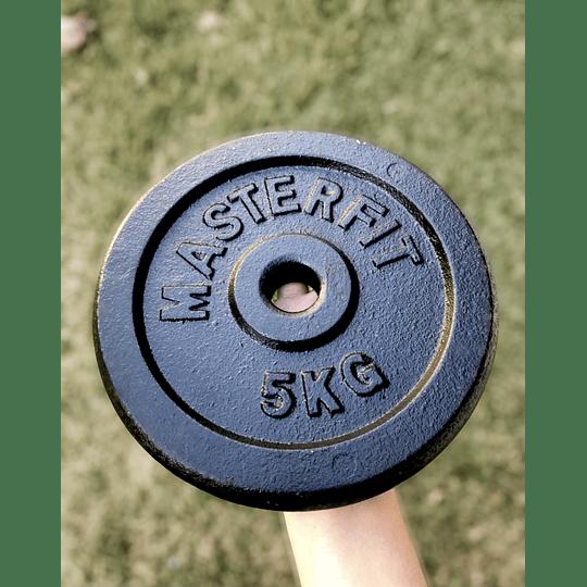 Disco Masterfit 5k pre-olímpico - Image 1