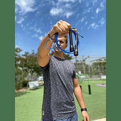 Cuerda de salto crossfit de acero