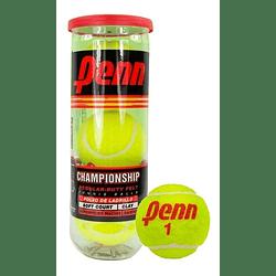 Pelota tenis Penn championship