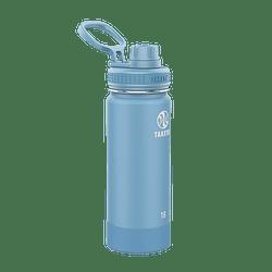 Botella TAKEYA 530ml. Antigoteo BLUESTONE