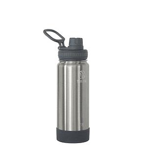 Botella TAKEYA 530ml. Antigoteo STEEL
