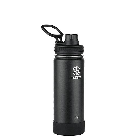 Botella TAKEYA 530ml. Antigoteo ONYX - Image 1
