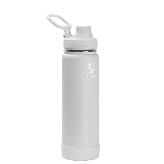 Botella TAKEYA 700ml. Antigoteo ARCTIC - Image 1