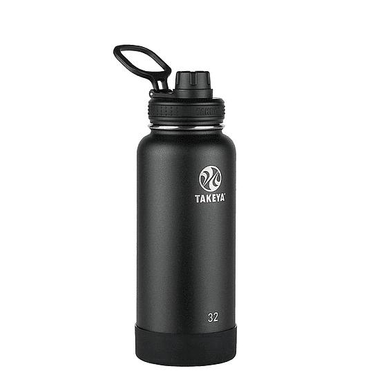 Botella TAKEYA 950ml. Antigoteo ONYX - Image 1
