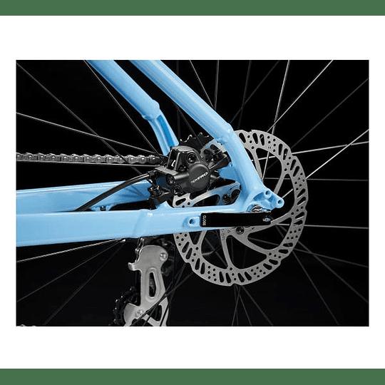 BICICLETA MTB TREK MARLIN 5 T S 27,5 AZUL 2022 - Image 4