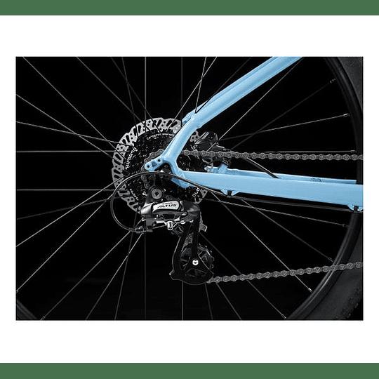 BICICLETA MTB TREK MARLIN 5 T S 27,5 AZUL 2022 - Image 6
