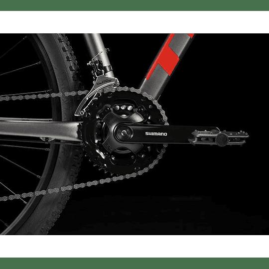 BICICLETA MTB TREK MARLIN 4 T L GRIS 2022 - Image 2